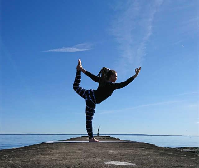 Mindful Yoga Flow hos Gaia Yoga Tønsberg