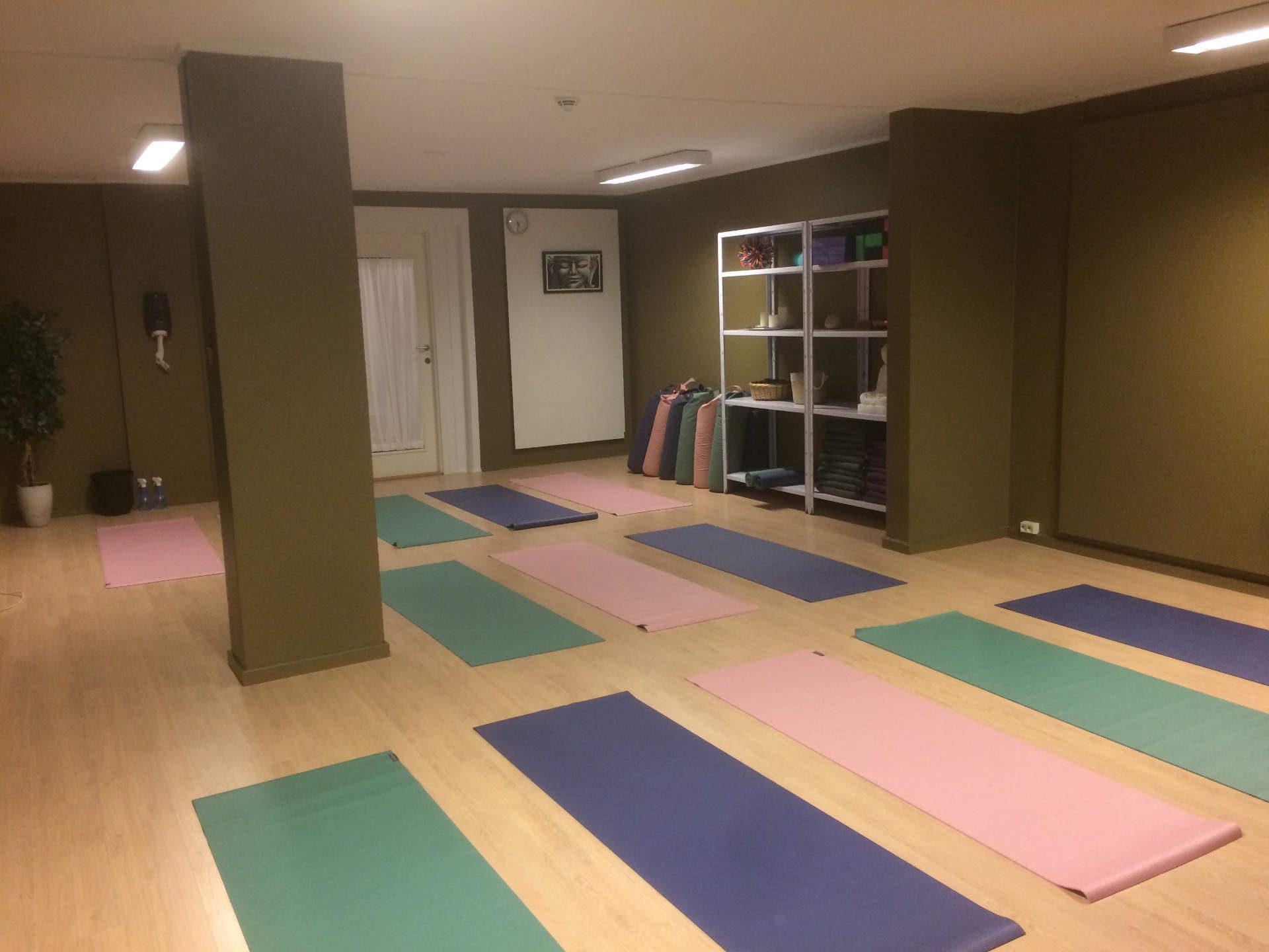 Gaia Yoga Tønsberg har fått nye lokaler